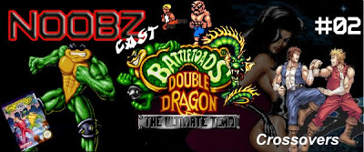 Noobzcast Battletoads Double Dragon