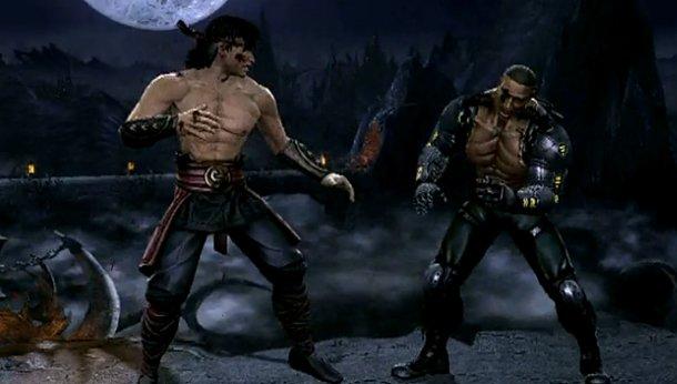 Liu Kang Mortal Kombat 9