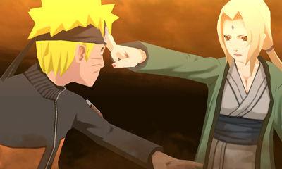 Naruto Shippuden Nin Rittai Emaki Saikyou Ninkai Kessen