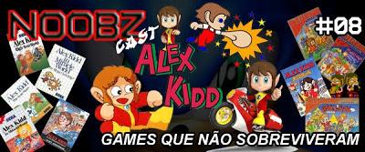 Noobzcast Alex Kidd
