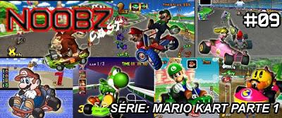 Noobzcast Mario Kart
