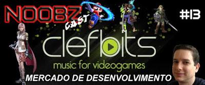 Noobzcast trilha sonora games clefbits