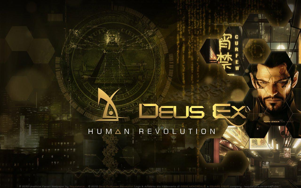 Deu ex human revolution