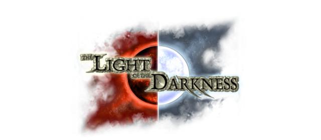 A luz da escuridão Light of darkness