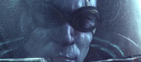 Batman Arkham City Mr Freeze gelo