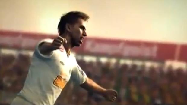 PES 2012 Santos Neymar