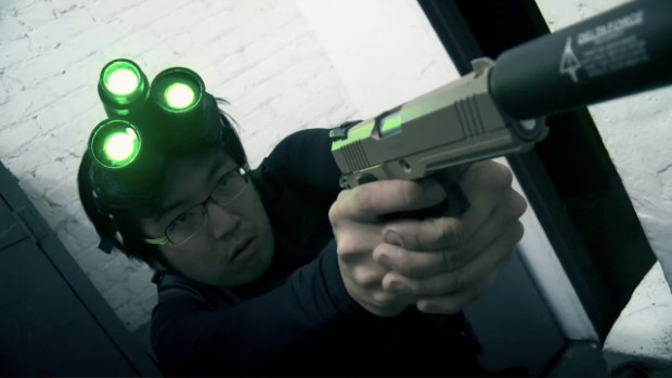 Freddie Wong Splinter Cell