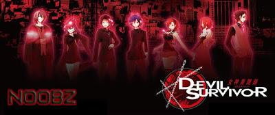 Shin Megami Tensei: Devil Survivor analise