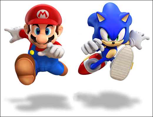 Mario & Sonic at the London 2012 Olympic Games trailer