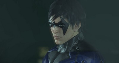 Nightwings Asa Noturna Batman Arkham City
