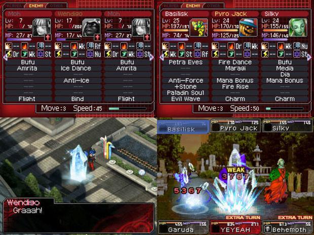 Shin Megami Tensei: Devil Survivor Nintendo DS