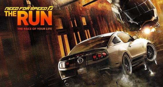 Need for Speed The Run Michael Bay