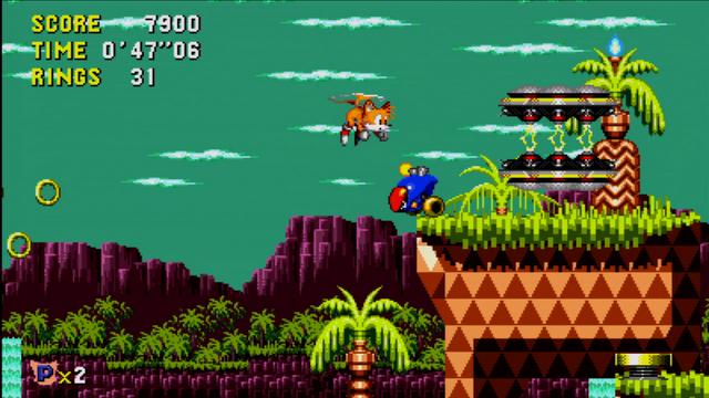 Sonic CD Remake