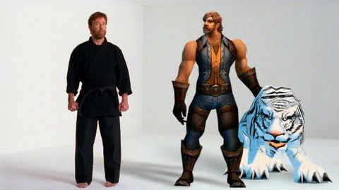 Chuck Norris Warcraft