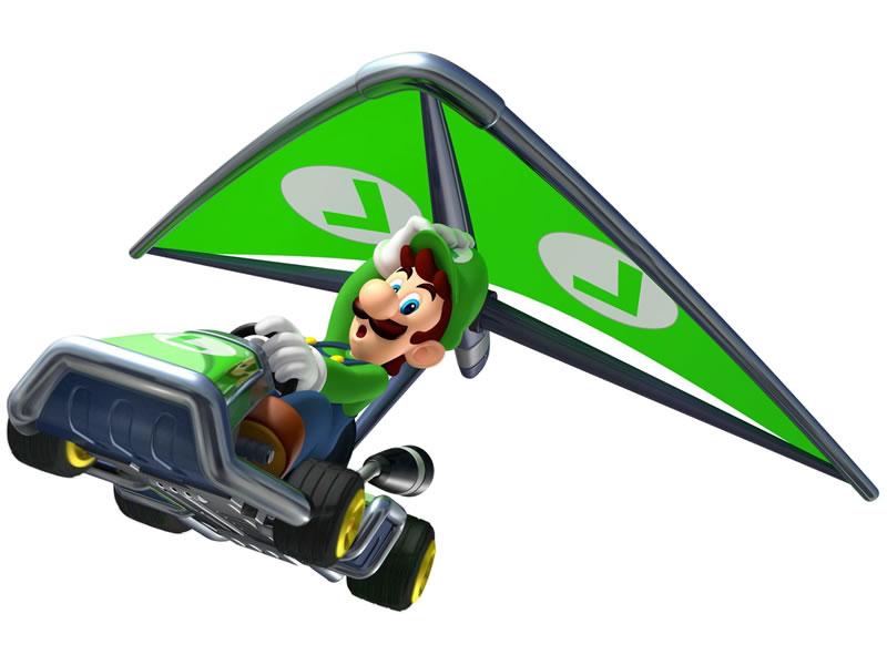 Propaganda Mario Kart 7