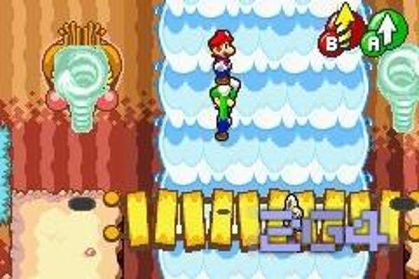 Mario e Luigi Superstar Saga