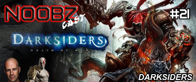 Podcast Games Darksiders