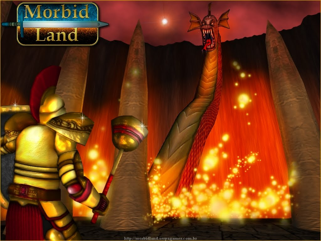 Morbid Land Serpa Games