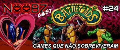 Podcast Games Battletoads