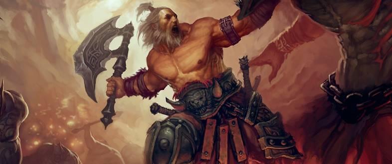 Diablo III Barbaro