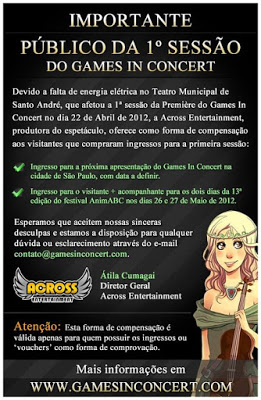 aviso games in concert
