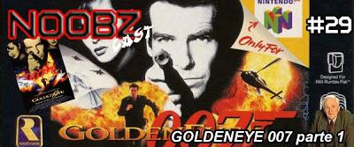 Podcast games GoldenEye 007