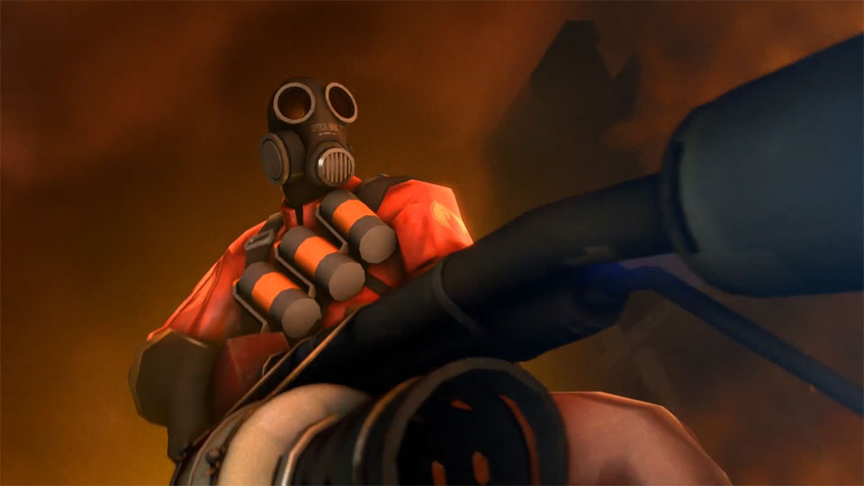 Meet Pyro Team Fortress 2