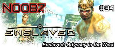 Podcast games Enslaved