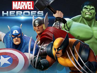 Marvel Heroes online MMO