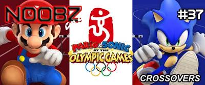 Mario e Sonic nas olimpiadas podcast games olympic