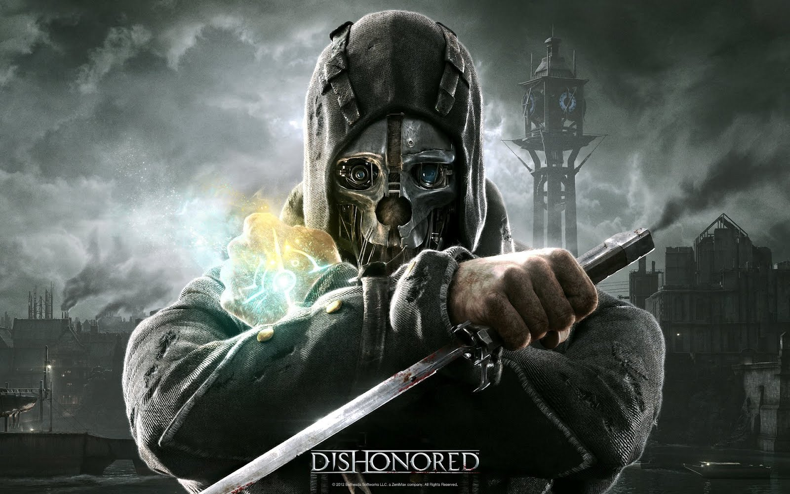 Dishonored Stealth Trailer