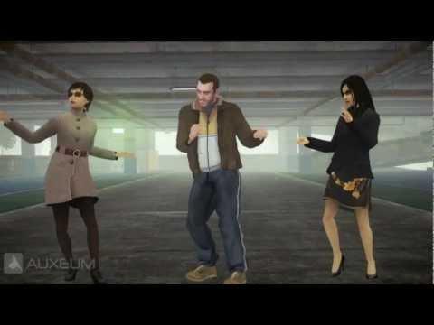 Gangnam Style gta IV