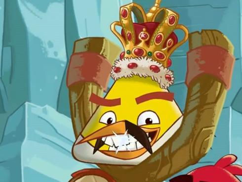 Angry Birds Freddie Mercury