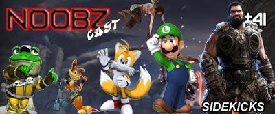 Podcast de games Noobzcast sidekicks