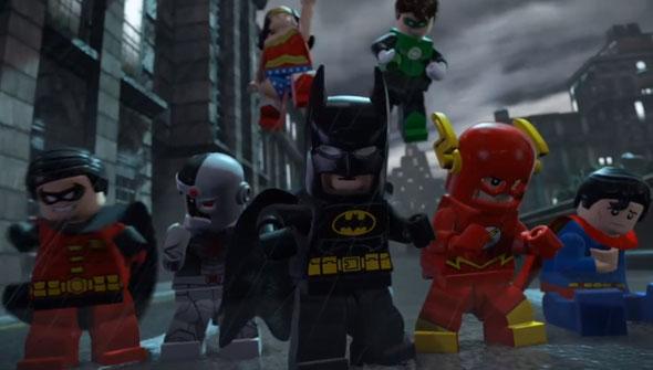 Batman LEGO o filme