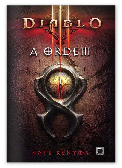 livro Diablo 3 a ordem