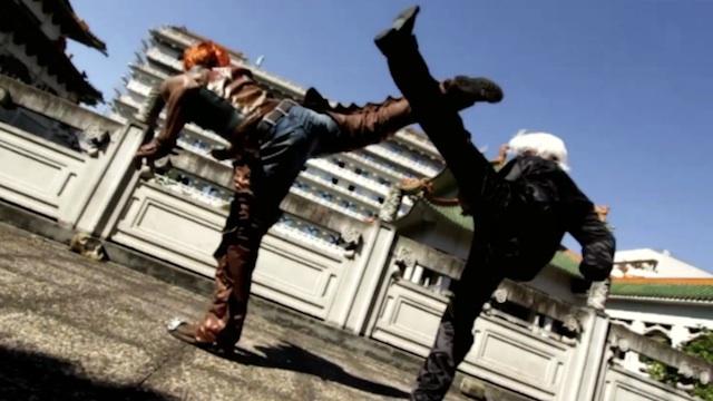 Tekken live action
