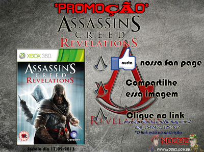 promocao assassins creed revelations