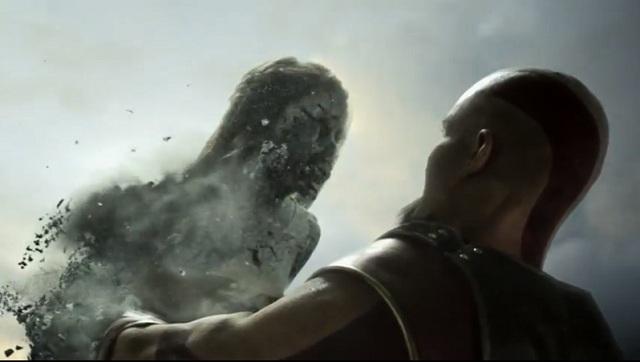 God of War: Ascension live action