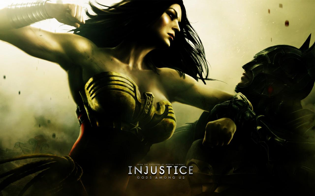 injustice gods among us dublado