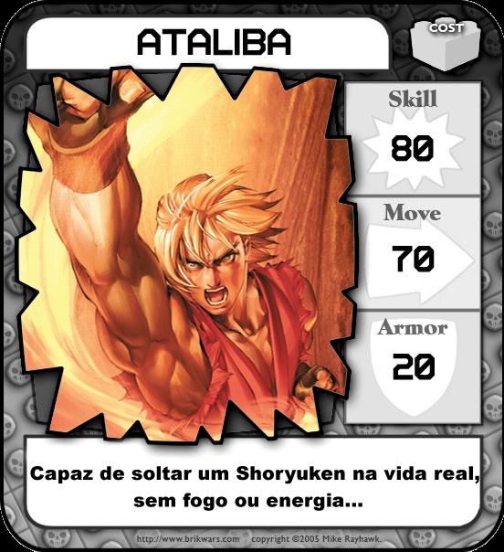 Equipe Noobz Games: Ataliba
