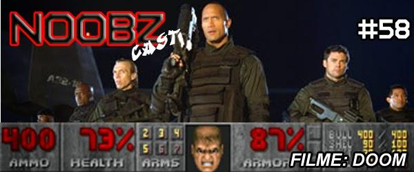 Noobzcast Podcast Doom
