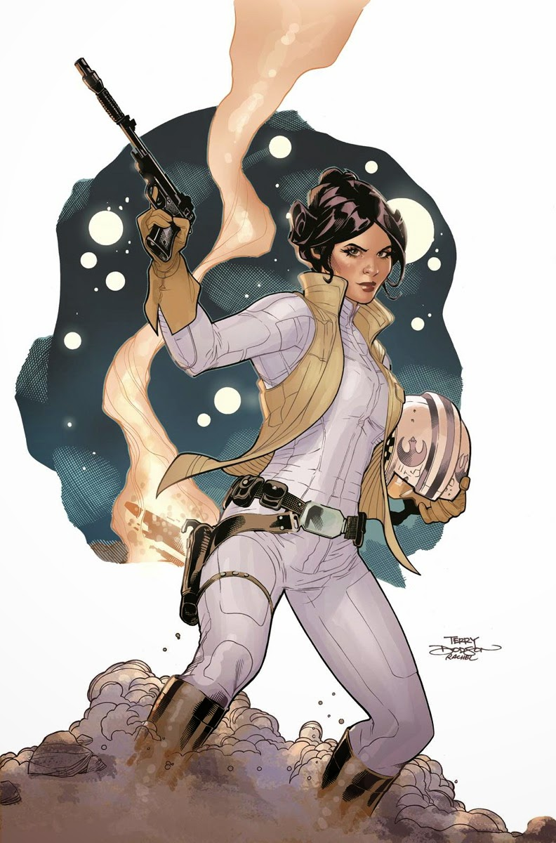 Star Wars princesa leia