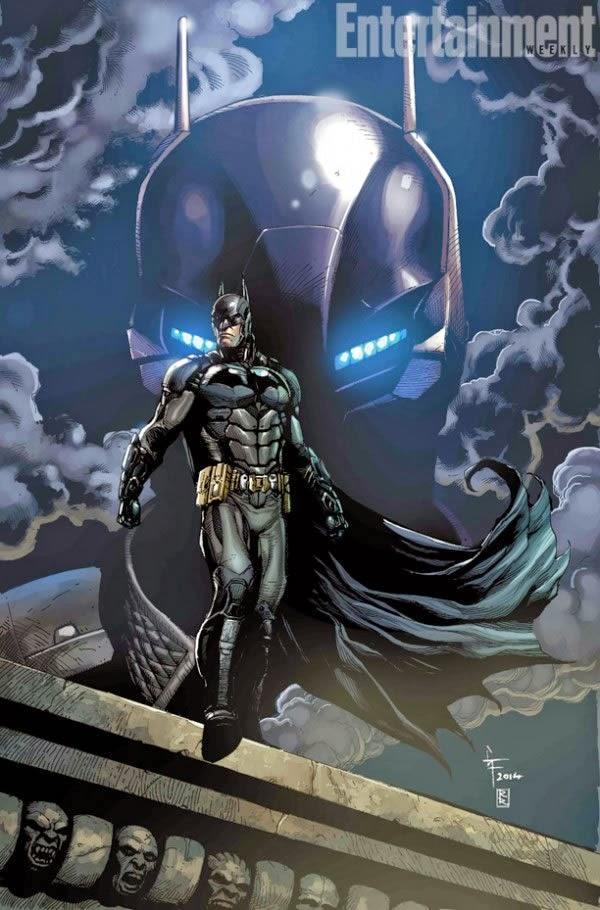 Batman arkham knight hq