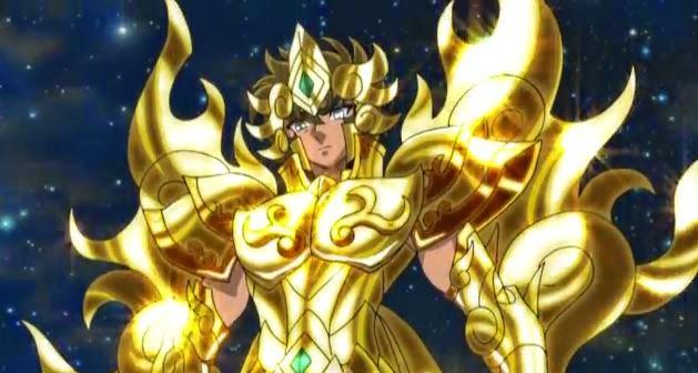 cavaleiros do zodiaco soul of gold
