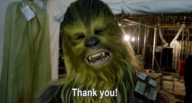 Star Wars Chewbacca r2d2
