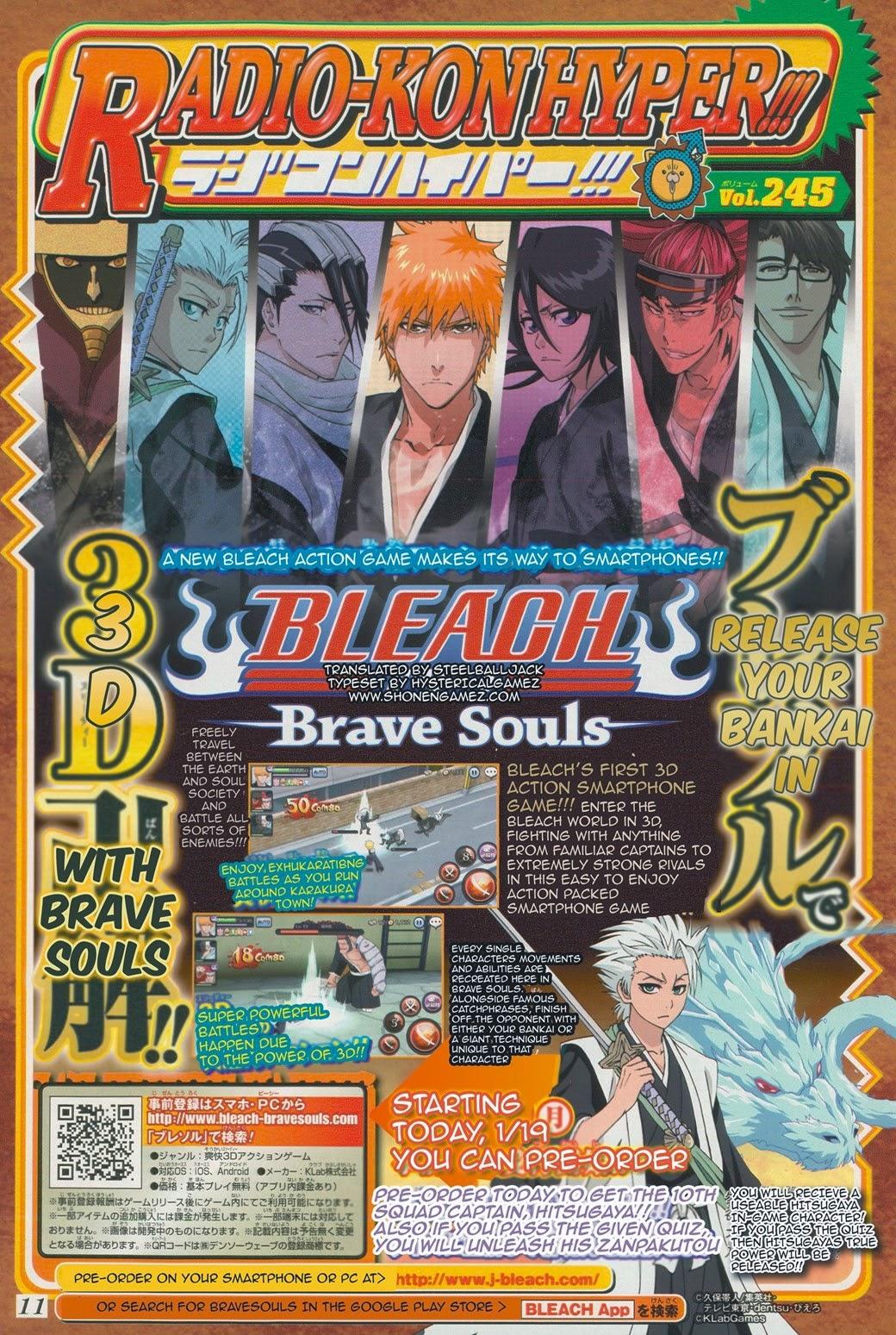 Bleach game