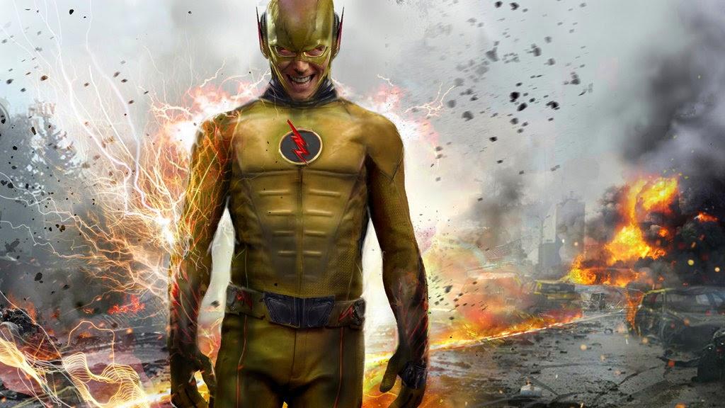 Flash reverso The Flash