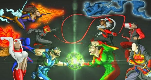 herois quadrinhos