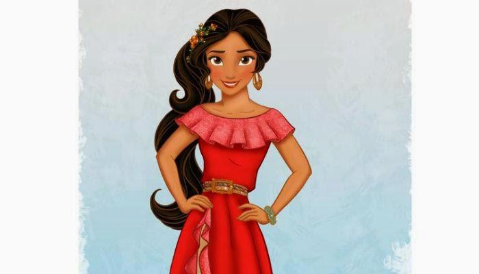 princesa elena disney